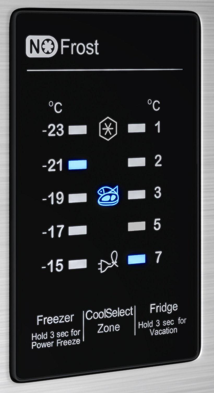 Samsung RB29HER2CSA - Kühlschränke im Test 2018